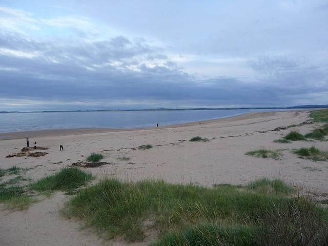 Beach, Dornoch, Scotland