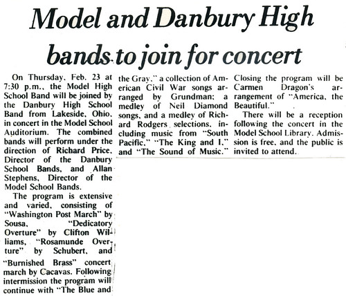 84_09.23 - Richmond Register article on the MHS/DHS concert