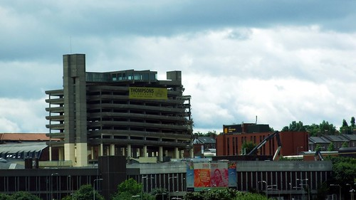 Gateshead's 'Get Carter' car park