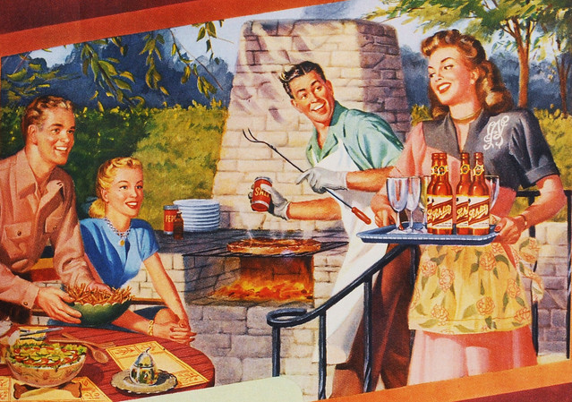 Schlitz-hot-off-grill