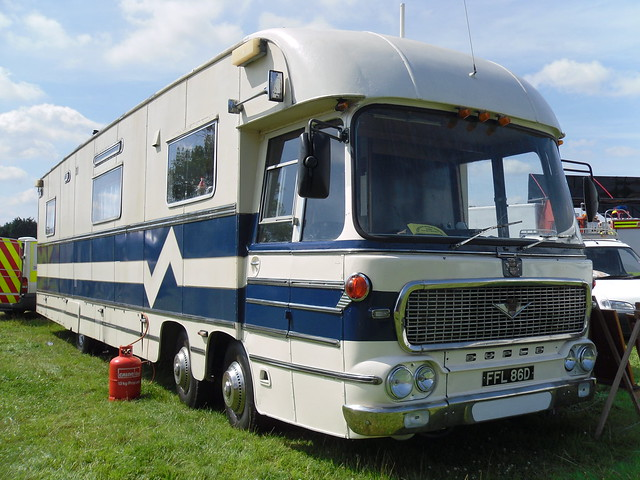 1966 Bedford VAL 14 Duple Vega Major Motorhome.