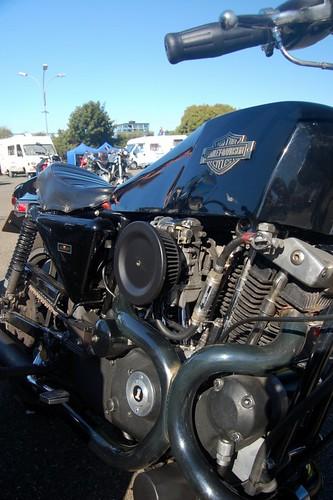 Harley-Davidson 1000 XLCR by hugodedomingo