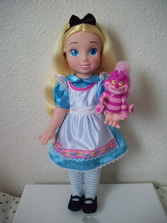 Little Alice & Little Cheshire Cat