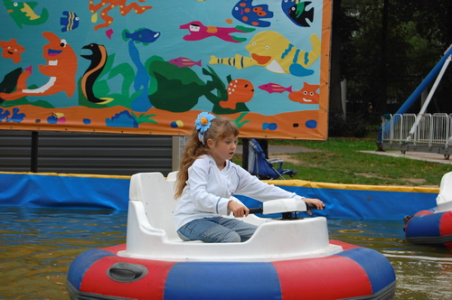 Water Transport For Children.