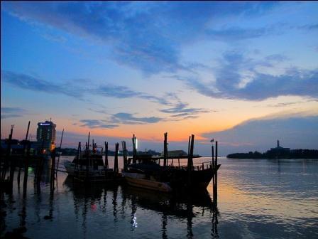 sunset boats malaysia muar bandarmaharani tfltfl
