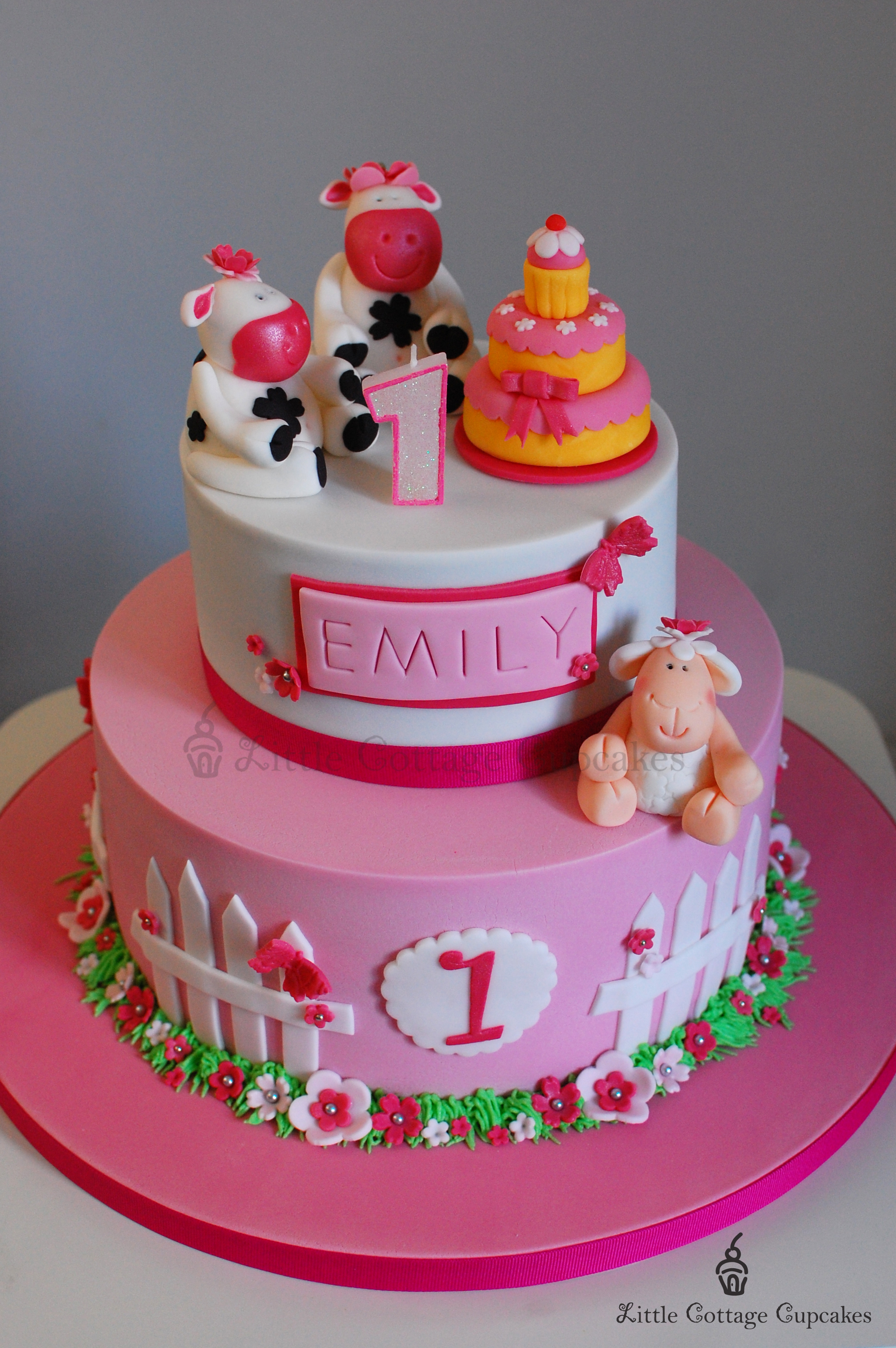 Large  Tier Toddler Cakes