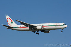 CN-ROG Royal Air Maroc B767-300