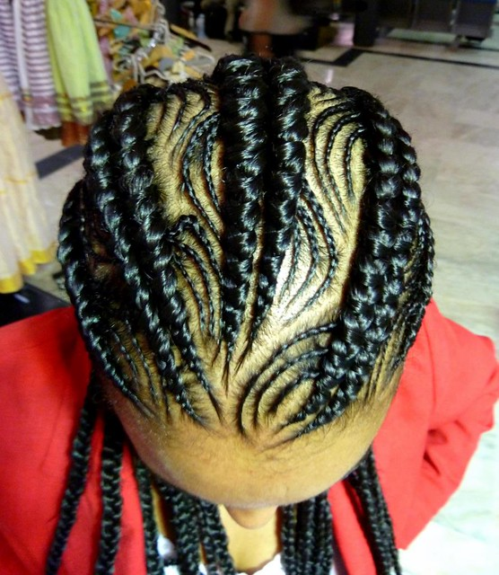 Ethiopian Hair Braiding Styles