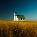 Prairie Church on the Montana Great Plains