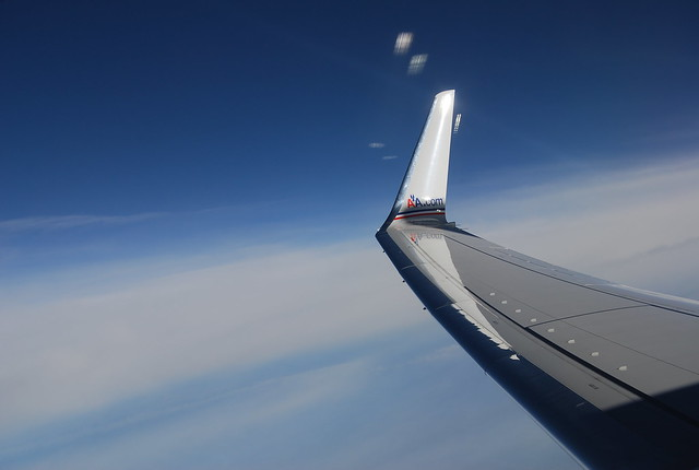 Clean And Shiny >> Boeing 737-800 American Airlines, clean and shiny wing + w ...