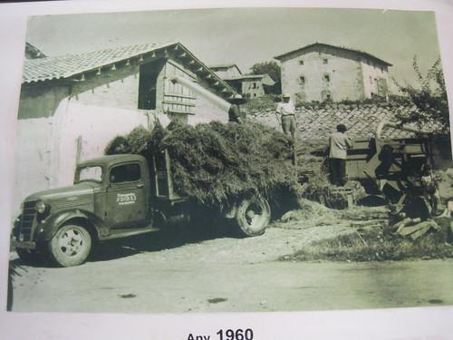 Camió Chevrolet de la família Rodas fotografiat a Santa Maria de Besora (Osona)