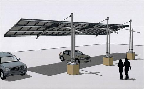 Car Parking Shades And Tents