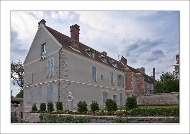 Milly la foret flickr photo sharing - Maison de jean dujardin ...