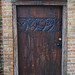 fabulous door ~ 1738 North Wells Street