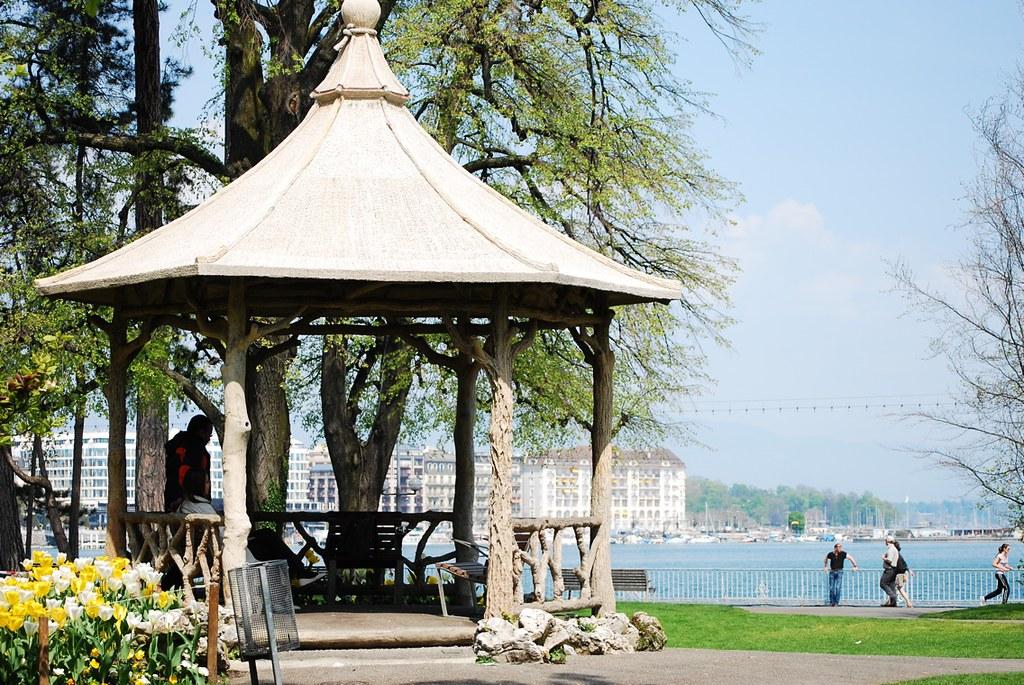 Jardin Anglais Geneve Melaphantastisch Flickr