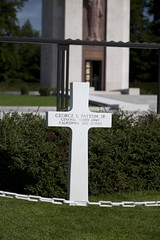 Grave of General Patton