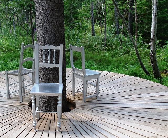 chaises Jardin de Métis
