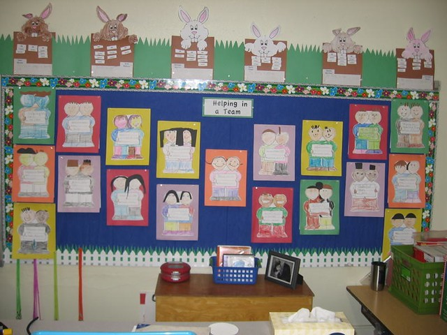 Classroom wall decoration classroom decorations classroom flickr photo sharing - Classroom wall decor ...