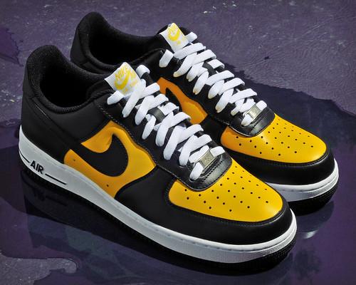 white black one 1 blackwhite shoes force air sneakers trainers nike varsity donovan maize 07 701 fannon rekanize 315122 315122701
