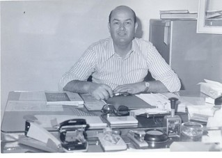 Mr. Yousef Awad , Head of MLC in 1970