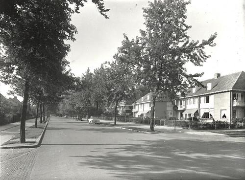 Huijghenslaan jaren vijftig