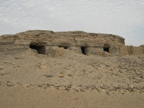 Rock-cut Tombs at Bagawat (I)