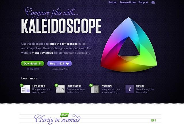 Beautiful App Website