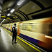 London Tube by Coto Photo
