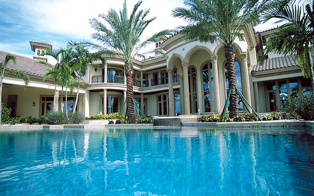 Mansion And Luxury Pool Swimming Pool Ideas Advice Tips
