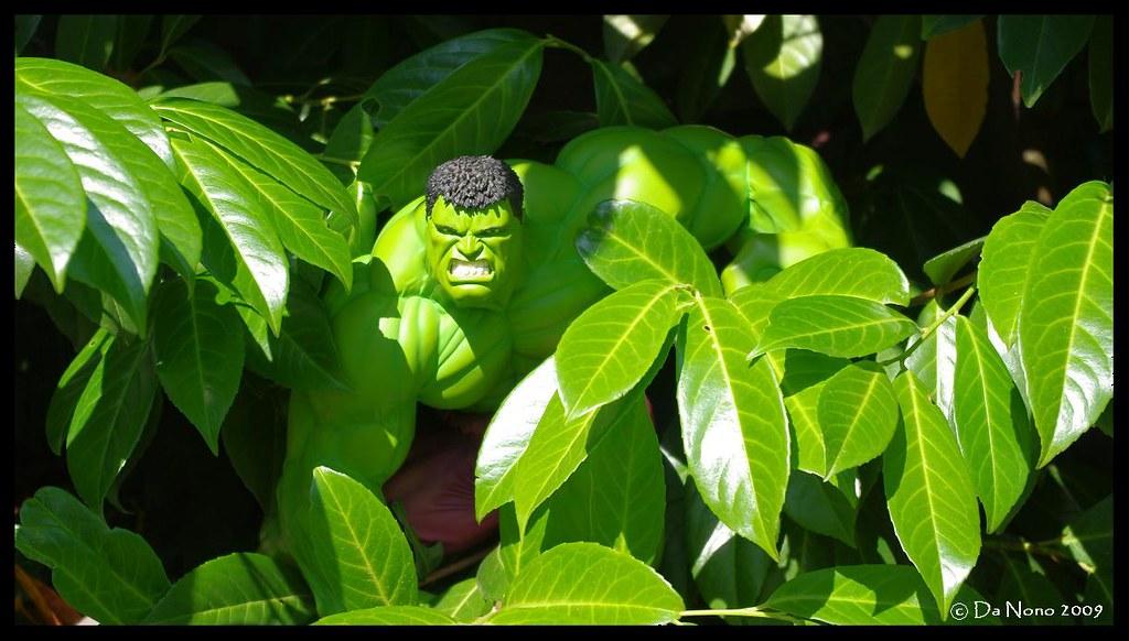 Hulk by ATTAKUS