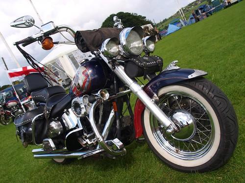 Harley Davidson 1400cc Motorbike - 1995