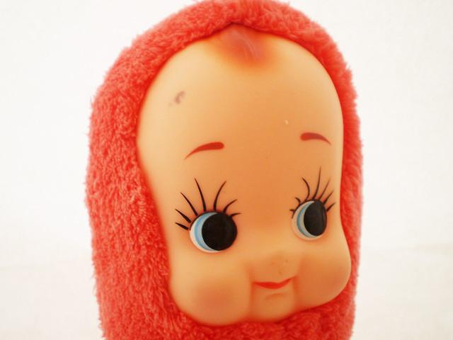 Japanese Kewpie Tarako costume Plush doll toy-SEGA 2005 ...