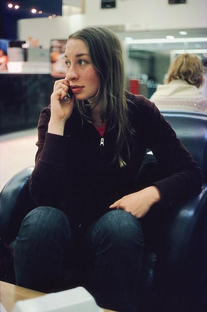 Scarlett Lecter (in Kodachrome 64)