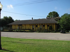 Frankston Railroad Depot