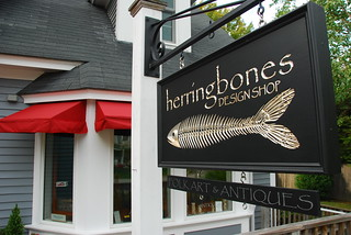 Gone fishing - Herringbones Design Shop