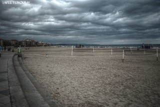 Image of Platja de la Paella. sea beach mar sand playa arena hdr platja sorra torredembarra apocalipsis