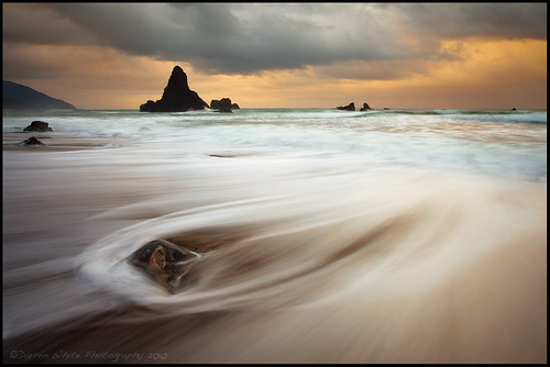 oregon sunrise canon landscape seascapes pacificocean pacificnorthwest oregoncoast stormclouds 1740l southernoregoncoast darrenwhite darrenwhitephotography 5dmkii