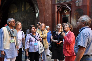 Guided tour in Basel