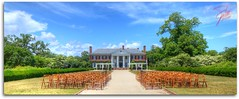 Reception at Boone Hall