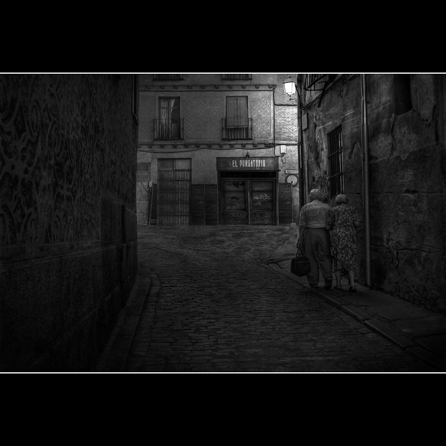 Camino del purgatorio/Purgatory road