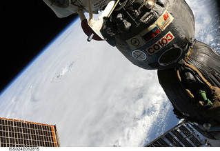 Hurricane Earl (NASA, International Space Station Science, 08/30/10)