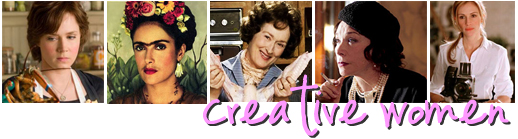 Creative women in movies