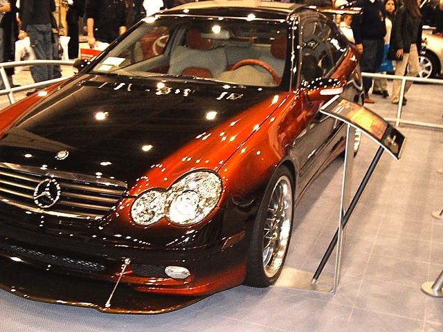 Mercedes c230 kompressor sport coupe flickr photo sharing for 03 mercedes benz c230 kompressor