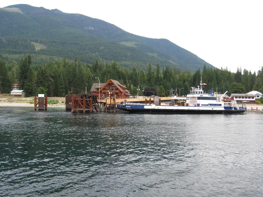 Burgess Point British Columbia Around Guides