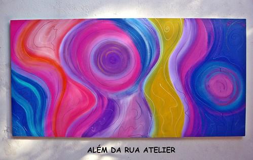 Tela Abstrata