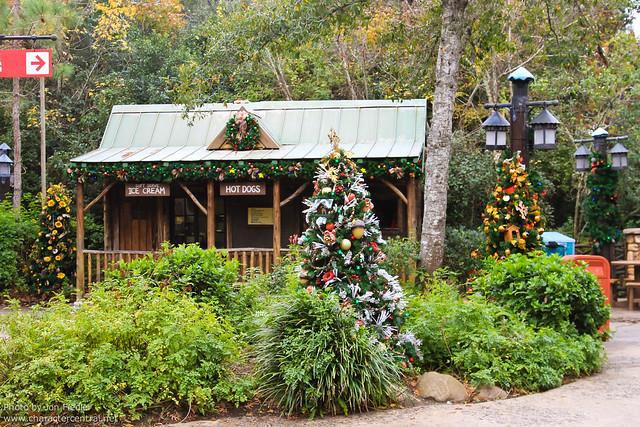 WDW Dec 2010 - Heading to Camp Minnie-Mickey