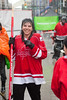 Andrea Reimer - Hockey Day In Canada by Kris Krug