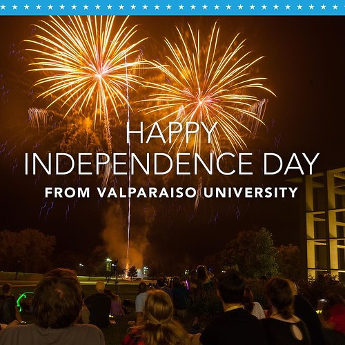 Happy 4th of July! #GoValpo #4thofJuly