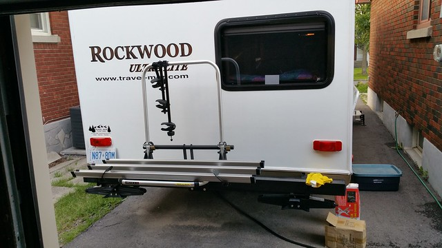 Rack installed - 02