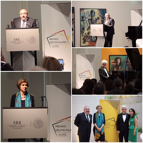 Embajador agradece por el éxito del Año Dual México-Alemania